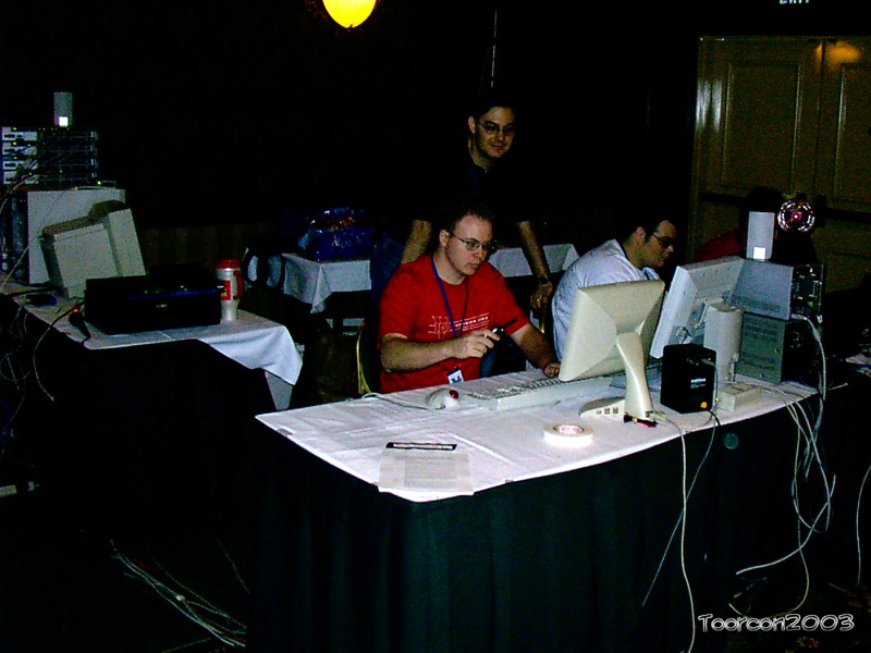 Toorcon Hacker Convention Photo #233