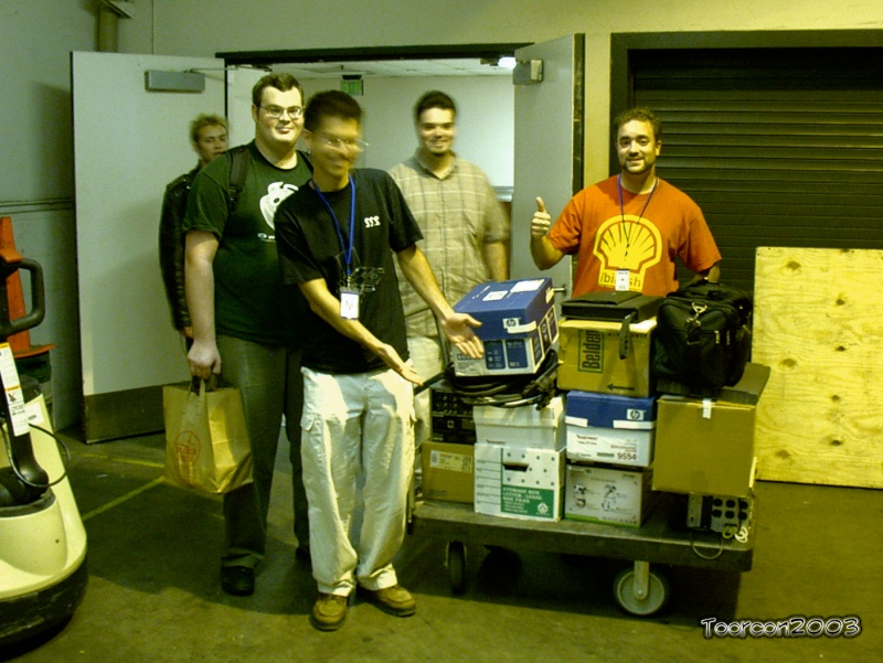 Toorcon Hacker Convention Photo #236