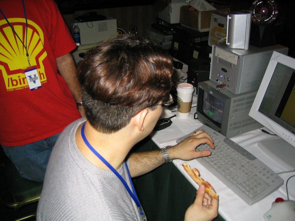 Toorcon Hacker Convention Photo #242