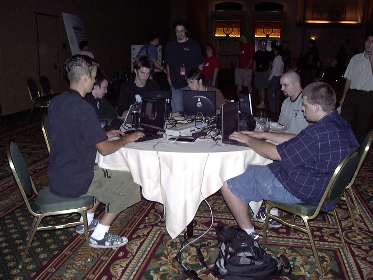 Toorcon Hacker Convention Photo #251