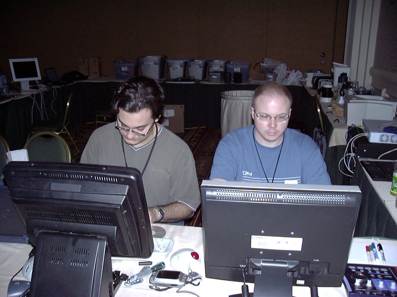 Toorcon Hacker Convention Photo #253