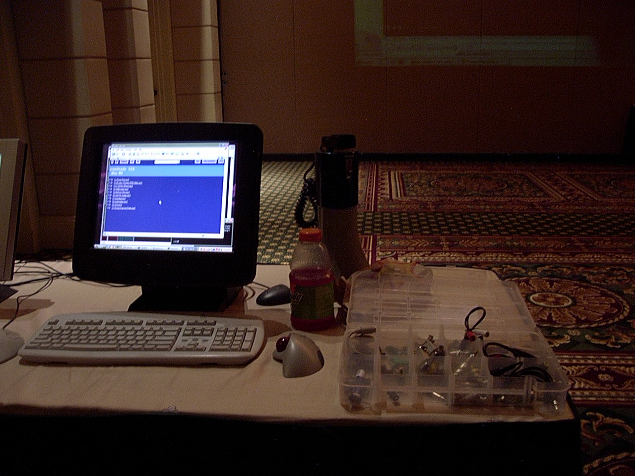 Toorcon Hacker Convention Photo #257
