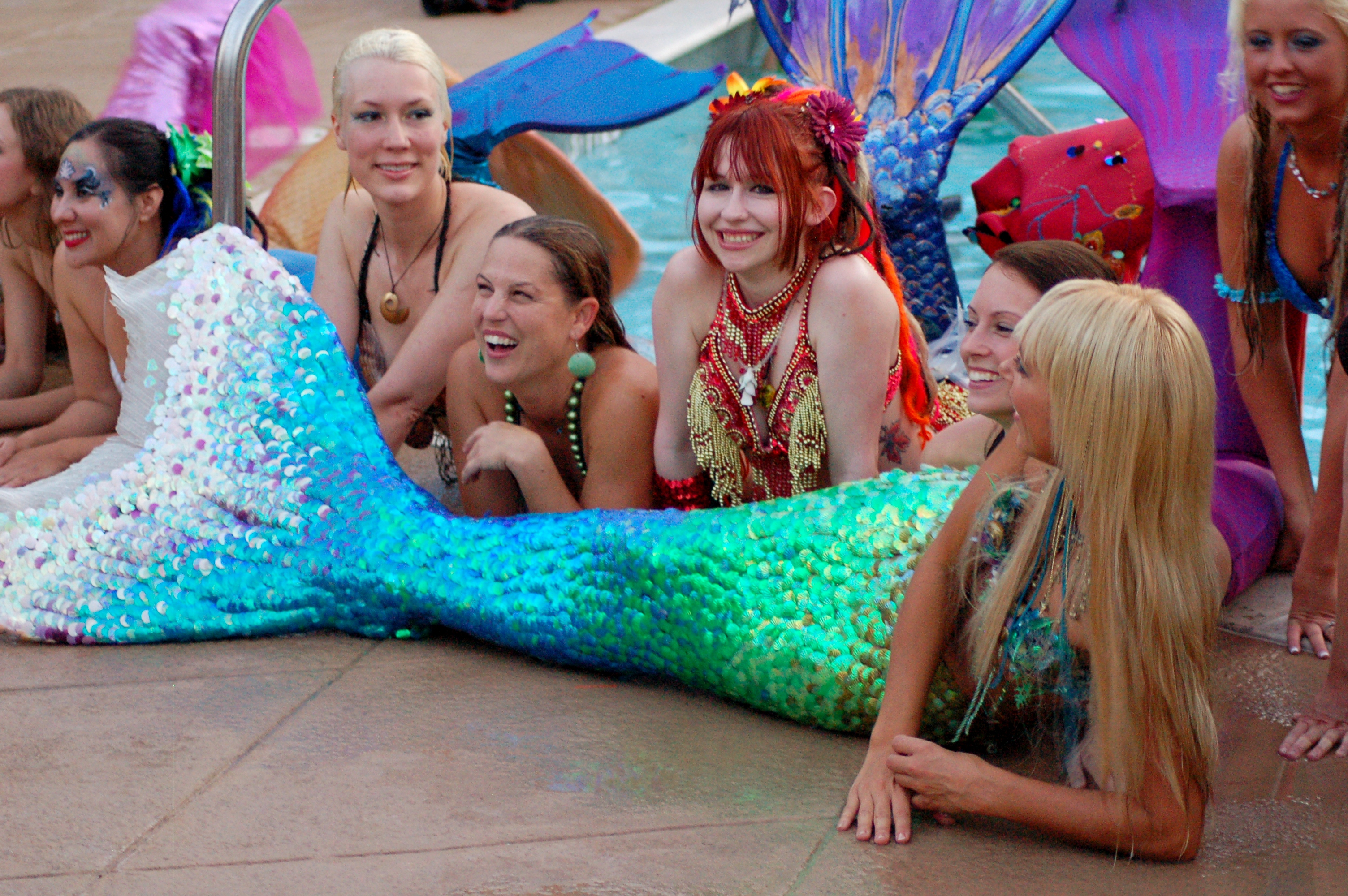 Mermaid Convention Photography Photo #287
